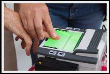St  Mary's County Sheriff's Office Fingerprinting